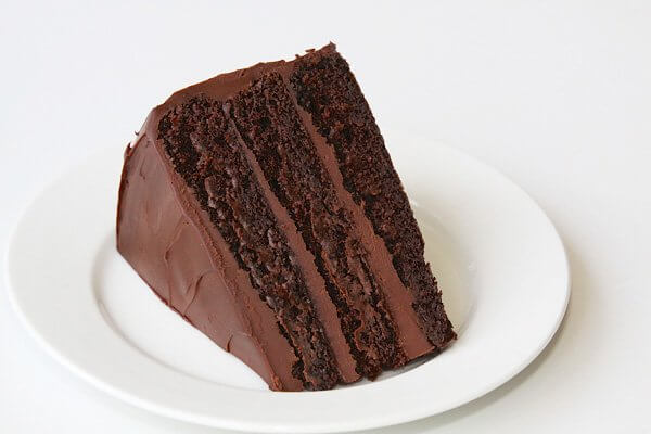 Devil's food chocolate cake (aka best-ever chocolate cake)