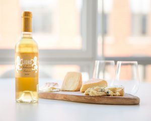Cheese pairing with Sauternes